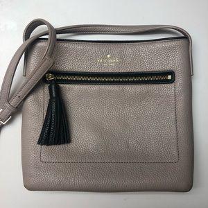 Kate Spade Dessi Leather Crossbody Bag